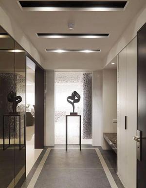 149平米现代风格三室两厅室内装修效果图赏析