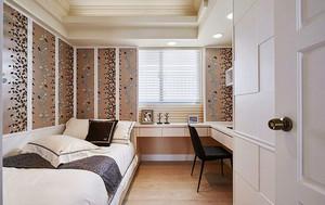 300平米美式田园风格跃层式住宅设计装修效果图