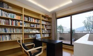 216平米中式风格别墅室内装修效果图案例