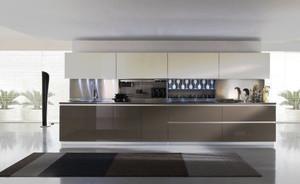 现代风格豪华整体厨房装修效果图大全