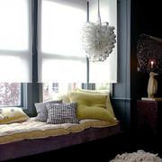 现代风格精美飘窗装修效果图