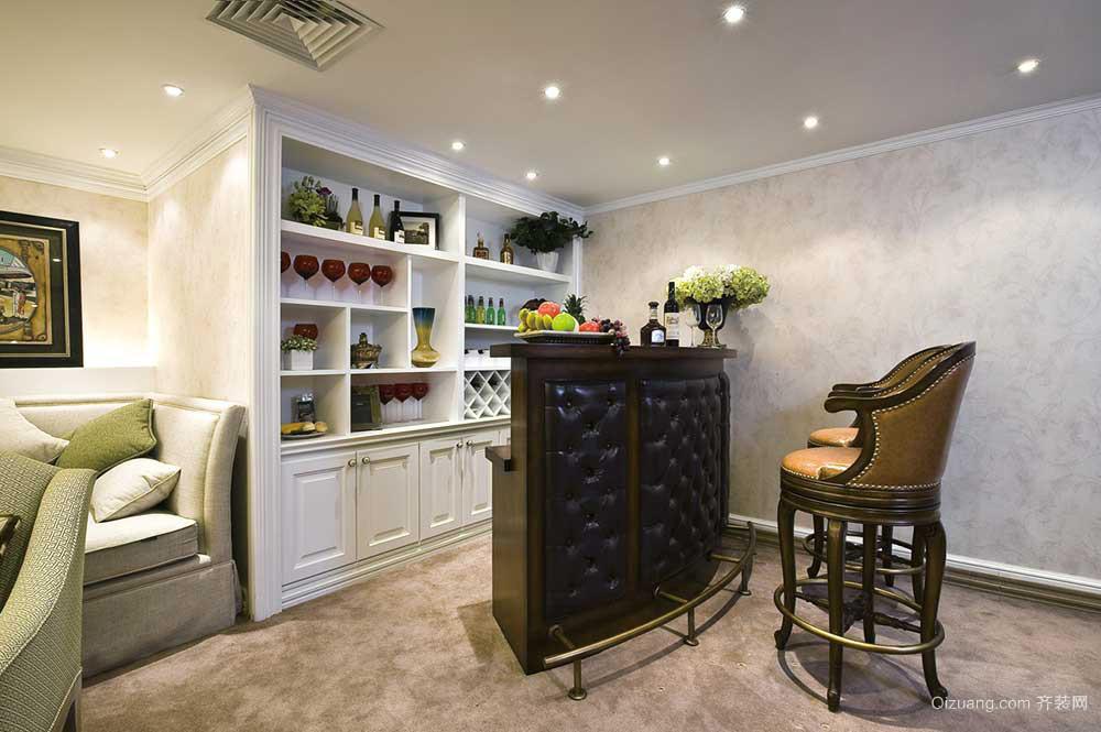 170平米新古典主义风格大户型室内装修效果图赏析