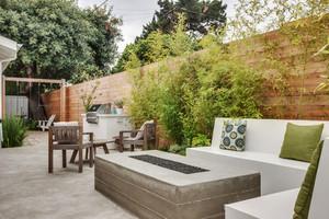 现代风格别墅花园设计装修效果图赏析
