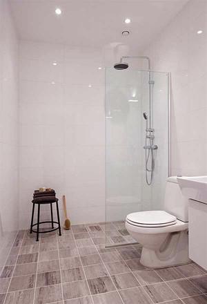 现代简约风格小户型卫生间设计装修效果图赏析