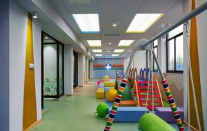 现代风格幼儿园环境布置与设计装修效果图