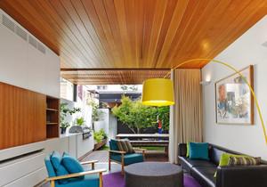 东南亚风格大户型室内客厅吊顶装修效果图赏析