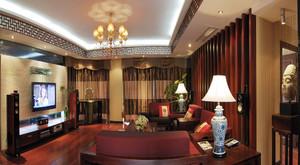260平米新古典主义风格别墅室内装修效果图赏析