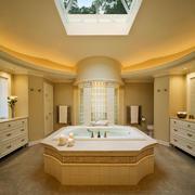 30平米欧式风格别墅奢华卫生间装修效果图赏析