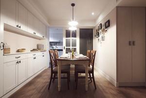 120平米现代美式风格室内装修效果图案例