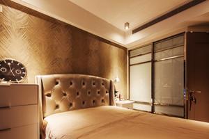 106平米现代风格小复式楼室内装修效果图
