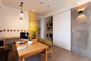 90平米宜家风格自然随性室内装修效果图赏析