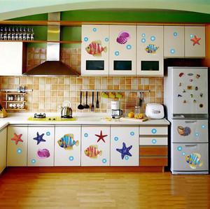 现代简约风格两居室室内整体厨房设计装修效果图