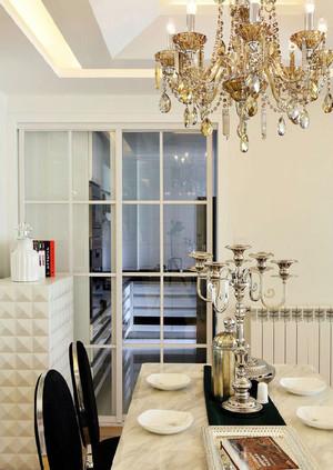 112平米简欧风格两室两厅室内装修效果图赏析