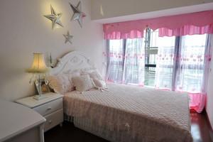 119平米浪漫欧式田园风格两室两厅装修效果图