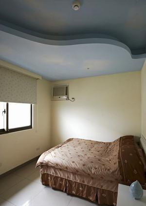 70平米现代简约美式风格一居室室内装修效果图赏析