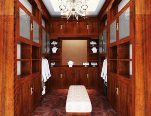 150平米新中式风格大户型室内设计效果图赏析
