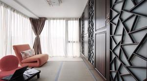 古典雅韵中式风格大户型室内装修效果图