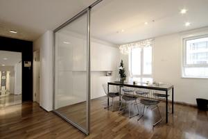 120平米现代简约风格轻松自然室内装修效果图