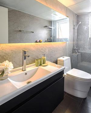 80平米北欧风格自然纯净室内装修效果图赏析