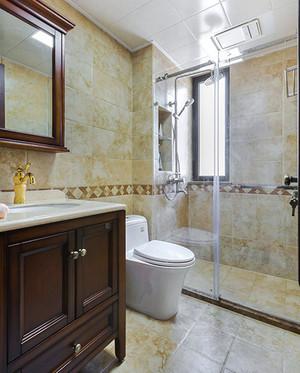 美式风格文艺质感三室两厅室内装修效果图赏析