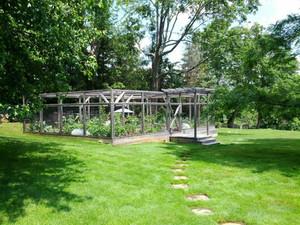 乡村风格别墅花园设计装修效果图赏析
