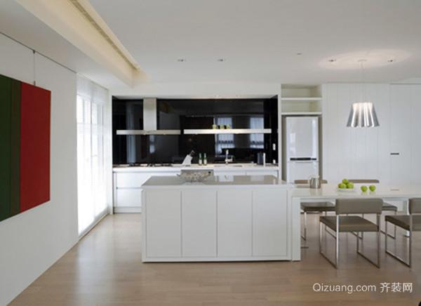 简约风格精致厨房装修效果图大全赏析