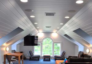 现代风格阁楼集成吊顶装修效果图赏析