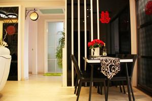 88平米现代简约风格婚房装修效果图赏析
