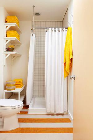 日式风格小户型简约卫生间装修效果图赏析