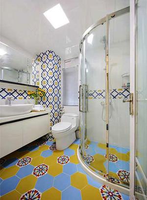 宜家风格轻松自然三室两厅室内装修效果图赏析