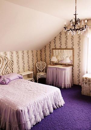 欧式风格精致卧室梳妆台装修效果图大全