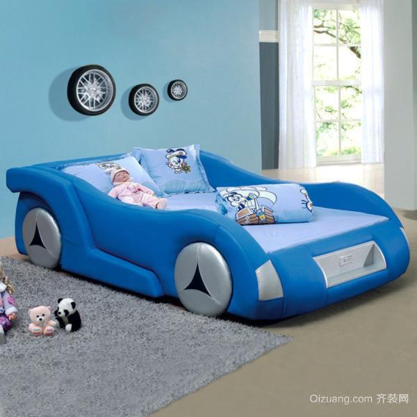 现代简约风格超酷儿童房设计装修效果图大全