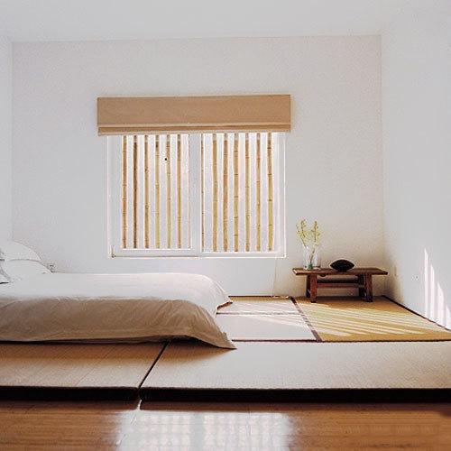 日式风格两居室室内卧室装修效果图赏析