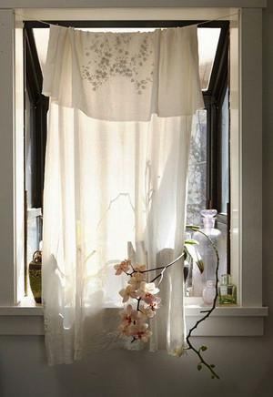 现代简约风格室内窗帘设计装修效果图