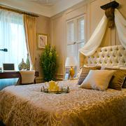 欧式风格尽享奢华卧室装修效果图