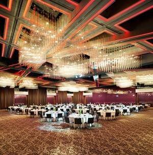 180平米欧式风格五星级酒店设计装修效果图