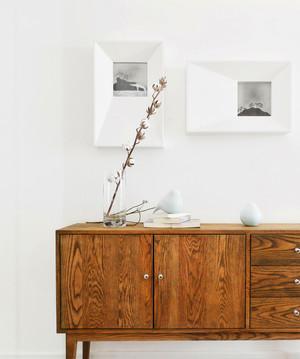106平米北欧风格三室两厅室内装修效果图案例