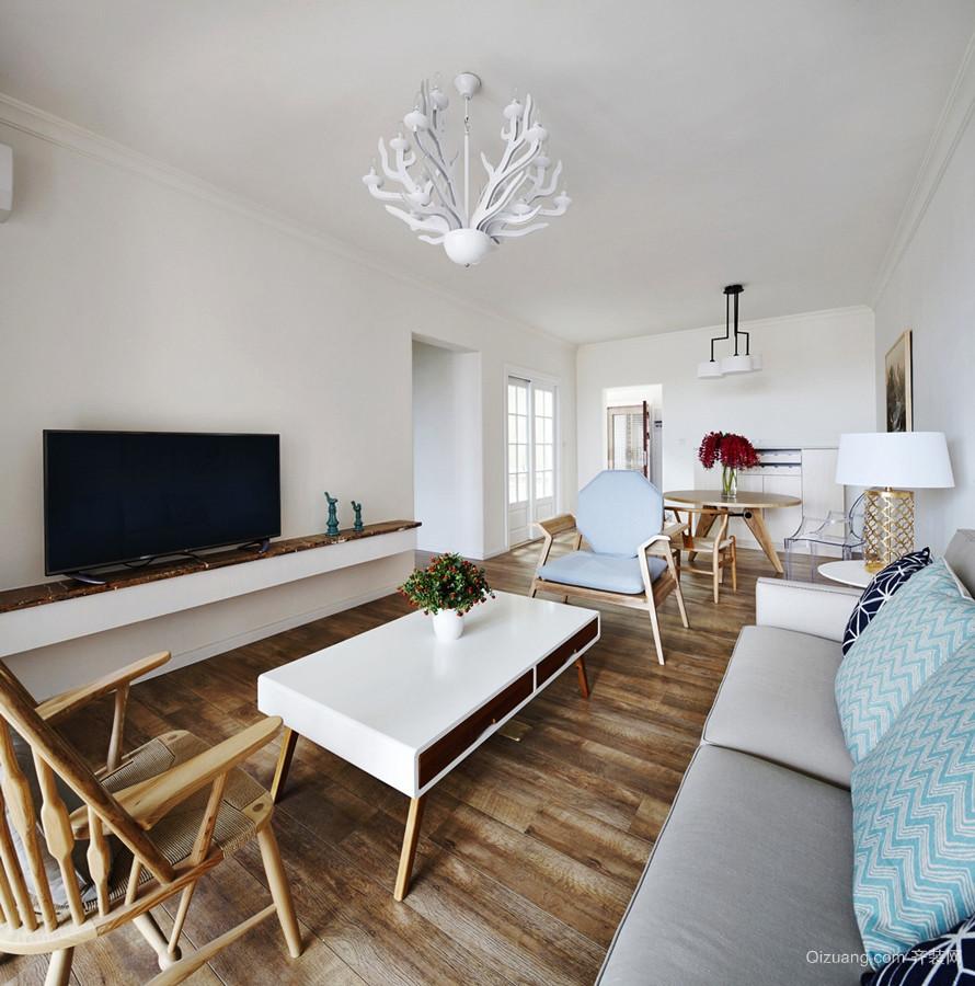 宜家风格小户型一居室装修效果图赏析