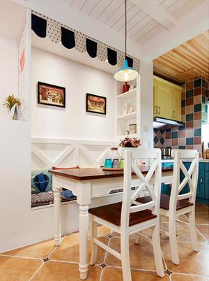 100平米简约自然地中海风格室内装修效果图