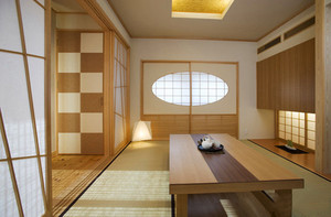 日式风格禅意生活榻榻米装修效果图大全