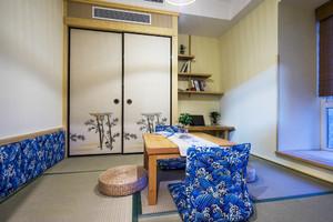 日式风格榻榻米卧室装修效果图赏析