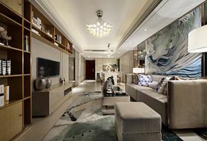 宜家风格精致三室两厅室内装修效果图赏析