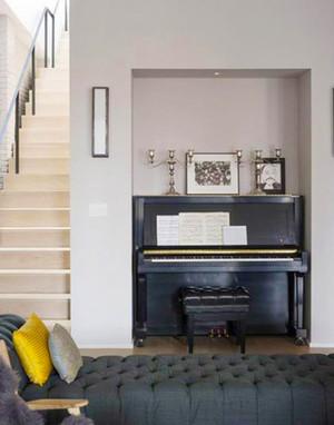 130平米现代风格loft装修效果图赏析