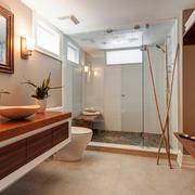 宜家风格大户型室内卫生间装修效果图赏析