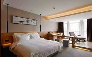 32平米宜家风格宾馆客房装修效果图赏析