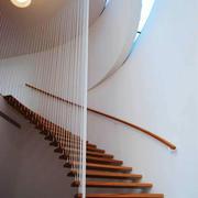 现代风格简约创意楼梯设计装修效果图