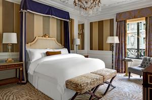 欧式风格精美卧室装修效果图