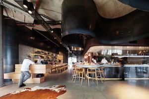 200平米后现代风格酒吧设计装修效果图赏析