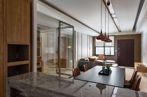 134平米现代风格大户型室内装修效果图赏析