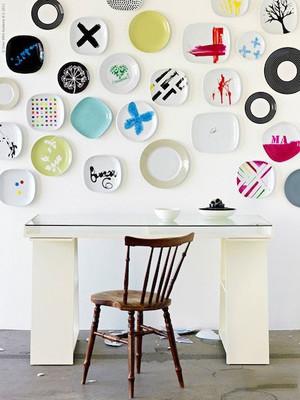 现代风格室内精美照片墙设计装修效果图大全